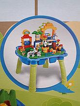 Стол игровой с конструктором