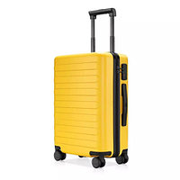 "Чемодан Xiaomi 90FUN Business Travel Luggage 24"" Primula Yellow, фото 1"