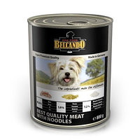 Belcando Best Quality meat with noodle из мяса с лапшой, влажный корм для собак