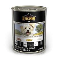 Влажный корм для собак Belcando Best Quality meat with noodle из мяса с лапшой