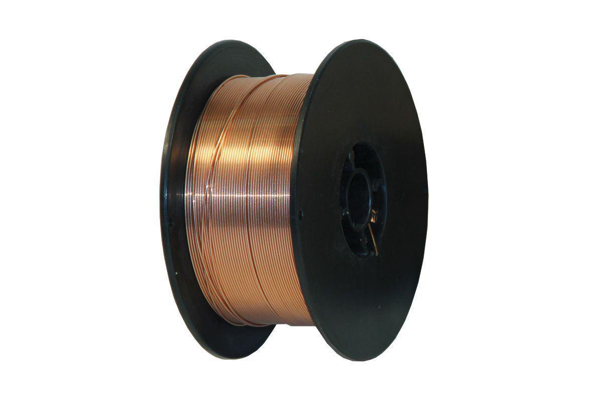 Проволока сварочная WESTER SW 12100 омедненная 990-091 1.2мм, 1кг