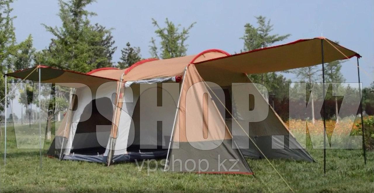 Четырехместная ЛЮКС палатка Tuohai ART-1915, доставка