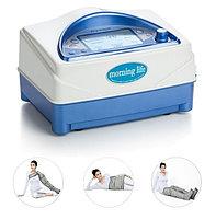 Аппарат для прессотерапии и лимфодренажа WIC-2008 (4 секции, 3 манжеты ноги+рука+талия)