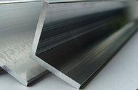 Уголок алюминиевый 100x30x3x7 марка АД31