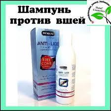 Шампунь от вшей Hemani Anti Lice
