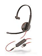 Проводная гарнитура Poly Plantronics Blackwire C3215-A (209746-101)