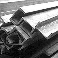 Швеллер алюминиевый 10x60x4 марка АД1