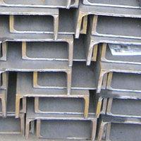 Швеллер гнутый 10x75x75x4 сталь 10ХНДП