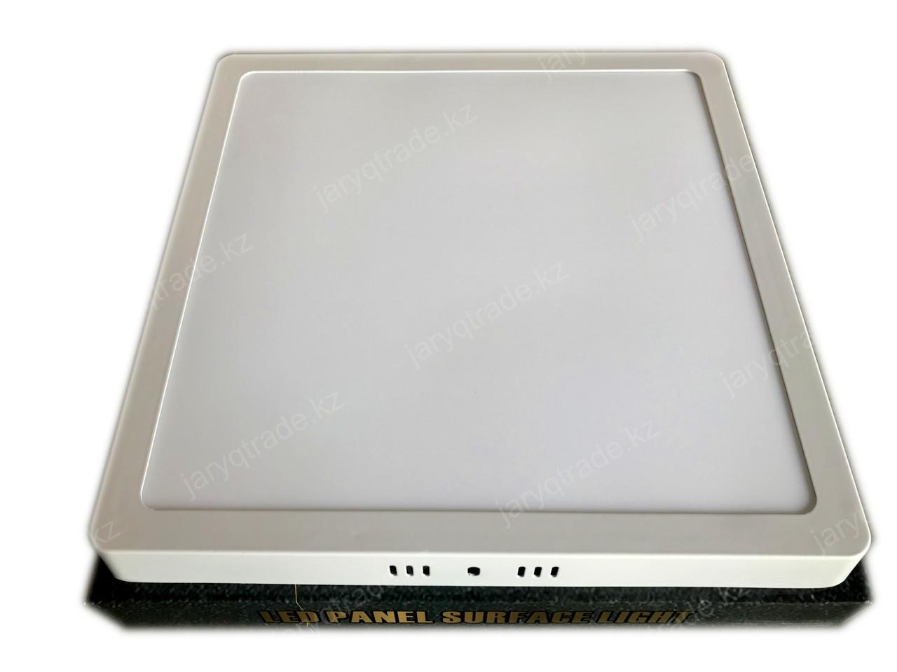 Квадратный накладной LED светильник PLATO 30 W