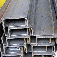 Швеллер горячекатаный 27П сталь 09Г2С-14