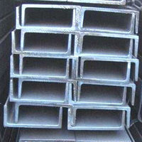 Швеллер нержавеющий 100x100x3 сталь 08Х17Т