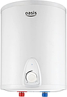 Электрич.накопит-ный водонагреватель Oasis LN-15 (над раковиной)