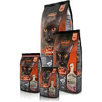 758305 LEONARDO ADULT Duck&Rise SENSITIVE, Леонардо корм для чувствительных кошек, утка|рис , уп. 400гр.