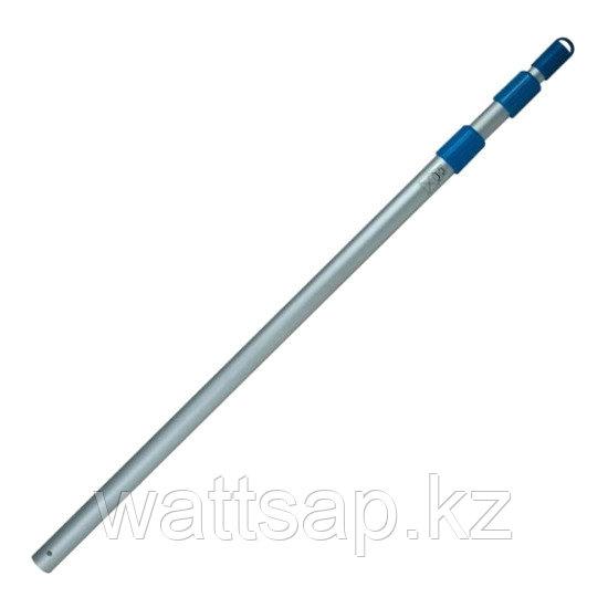 Ручка телескопическая алюминиевая 96 см, ф 3 мм