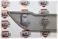 Защитная сетка/решетка радиатора для VW Polo/Фольксваген Поло 2010-