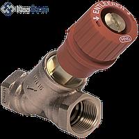 Запорно-измерительные клапаны Honeywell с функциями дренажа Kombi-3 Plus RED