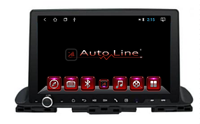 Автомагнитола AutoLine KIA Cerato 2019 HD ЭКРАН 1024-600 ПРОЦЕССОР 4 ЯДРА (QUAD CORE)