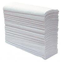 Бумажные полотенца в пачках 2х слойные 200 листов в пачке