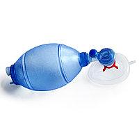 Мешок дыхательный о/р взрослый реанимационный силиконовый