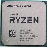 Процессор AMD Ryzen 5 3600X 3,8Гц (4,4ГГц Turbo) AM4, 7nm, 6/12, 3Mb L3 32Mb, 95W, OEM