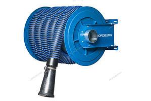 NORDBERG КАТУШКА H8100125 для сбора выхлопных газов под шланг D=100мм