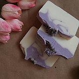 Натуральное мыло. Лавандовое, фото 2