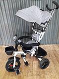 Трехколесный велосипед с родительской ручкой, фото 2