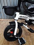Трехколесный велосипед с родительской ручкой, фото 3