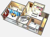 Изготовление технического проекта на перепланировку квартиры. https://stroy-dokument.kz/