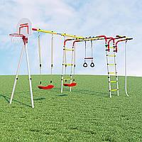 Детский спортивный комплекс Акробат  ROMANA (Пластиковые качели)
