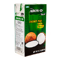 Aroy-D Кокосовое молоко 500 ml