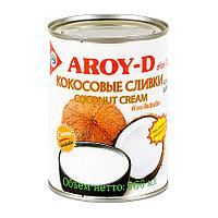 Aroy-D Кокосовые сливки 560 ml