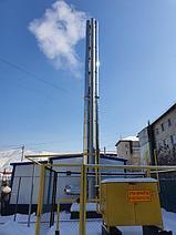 Строительство блочно-модульных котельных в микрорайоне Автобаза (1-15 блок) г. Талгар,Талгарского района, Алматинской области