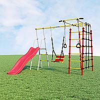 Детский спортивный комплекс Богатырь ROMANA (Цепные качели), фото 1