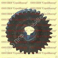 Зубчатое колесо m-3, z-32 (ведущее)