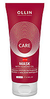 Маска 200мл маски против выпадения волосс маслом миндаля Ollin Care