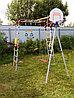 Детский спортивный комплекс Fitness ROMANA (Качели пластиковые), фото 2