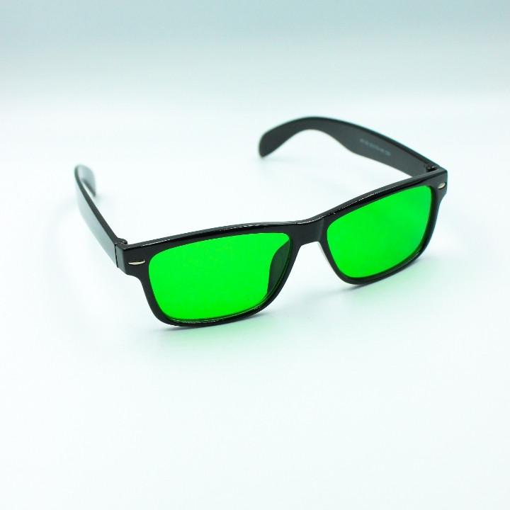 Глаукомные (зеленые) очки