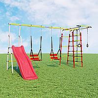 Детский спортивный комплекс  Богатырь Плюс  ROMANA (Качели цепные)