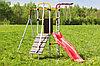 Детский спортивный комплекс Островок Плюс ROMANA (Качели пластиковые), фото 4