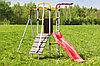 Детский спортивный комплекс Островок Плюс ROMANA (Качели цепные), фото 4