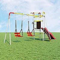 Детский спортивный комплекс Островок Плюс ROMANA (Качели цепные), фото 1