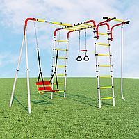 Детский спортивный комплекс Веселая лужайка - 2 ROMANA (Качели цепные)