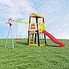 Детский спортивный комплекс Избушка  ROMANA (Качели фанерные)