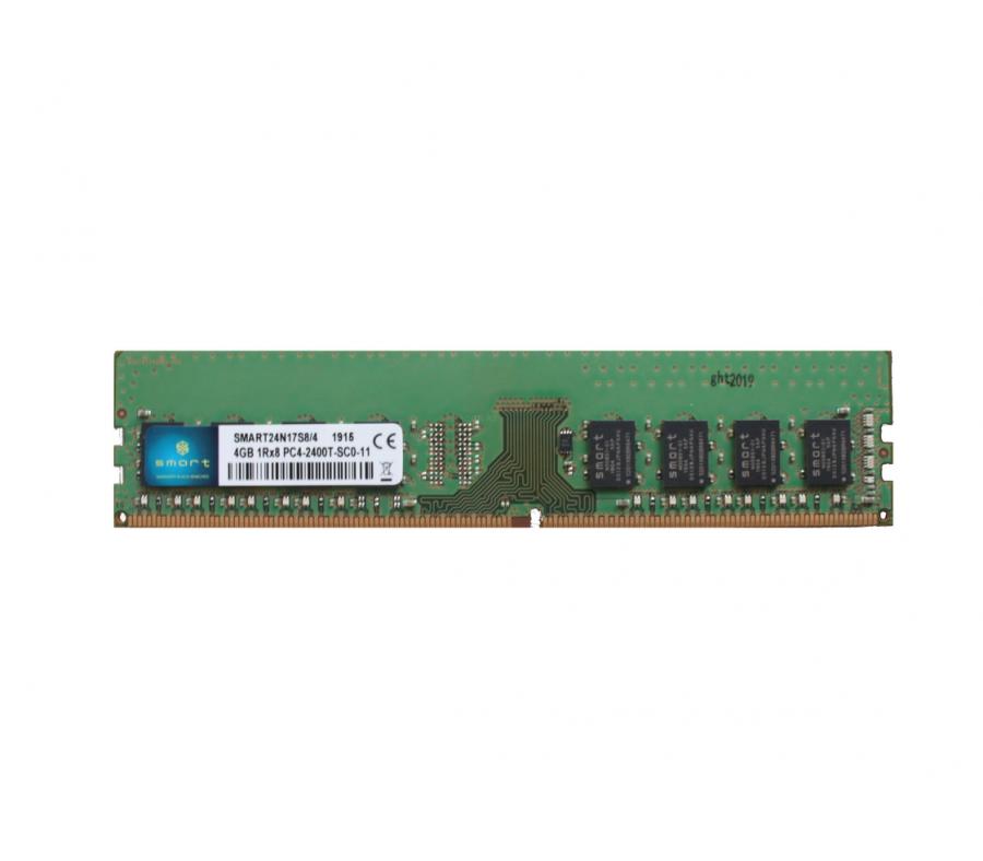 Оперативная память SMART 4Gb DDR4 PC-19200 (2400 MHz)    <256x8>