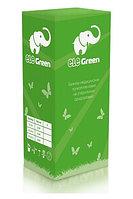 Бахилы одноразовые EleGreen полиэтиленовые удлиненные (20 г, 1000 пар в упаковке)