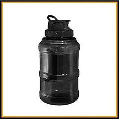 Бутыль для воды БЕЗ ЛОГОТИПА 2500мл черный