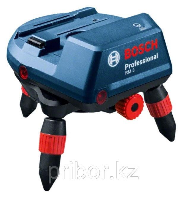 Моторизованная платформа для нивелиров Bosch RM 3