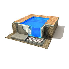 Материалы для отделки борта бассейна