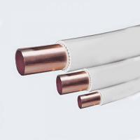 Комплект инсталляции (Медные трубы с изоляцией) (6.35+9,52mm)*3m б/г